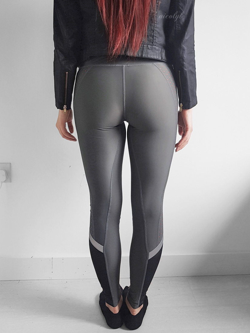 gibson girl on point tights leggings