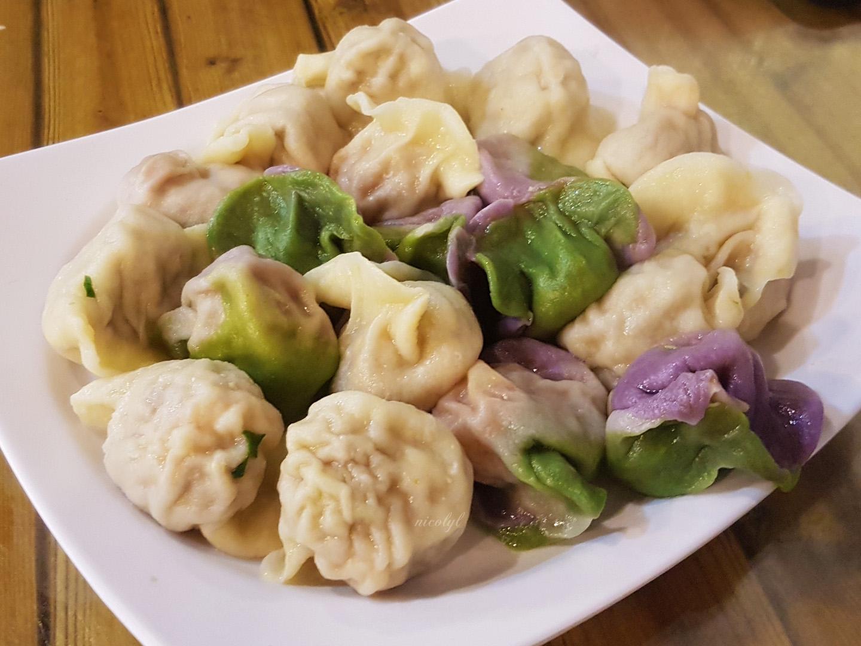 dumplings jiao zi