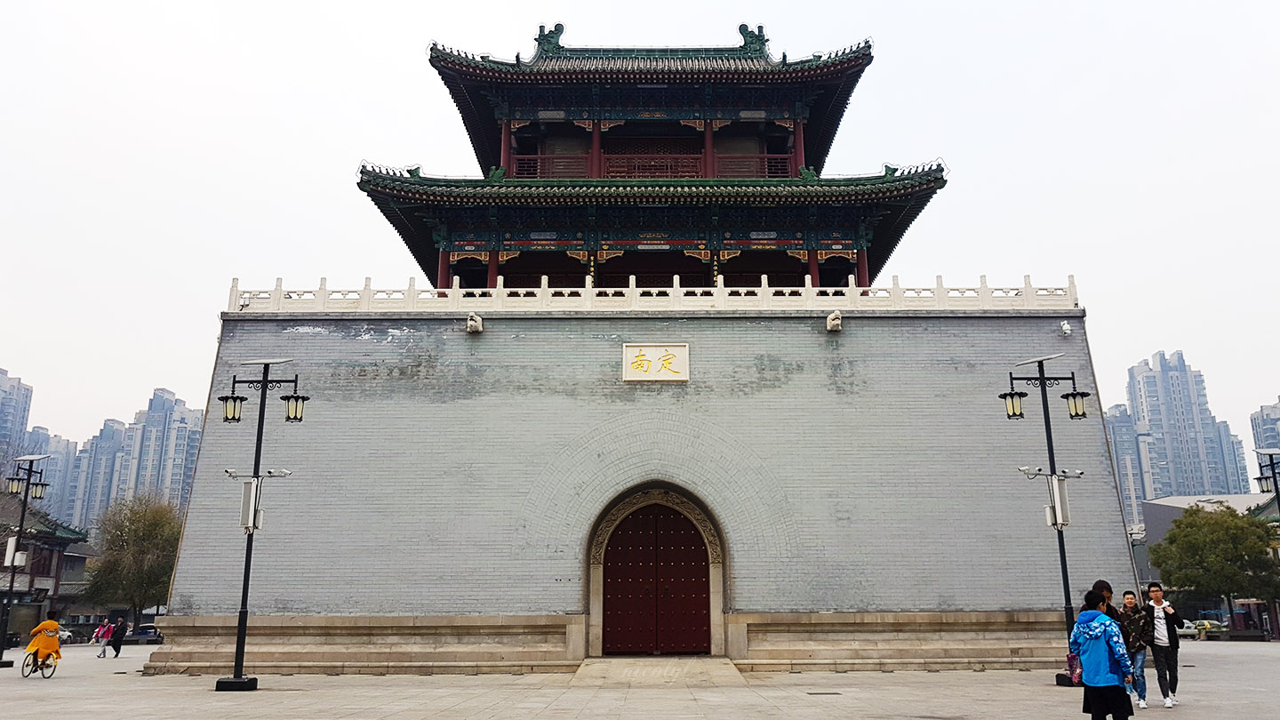 Tianjin drum tower