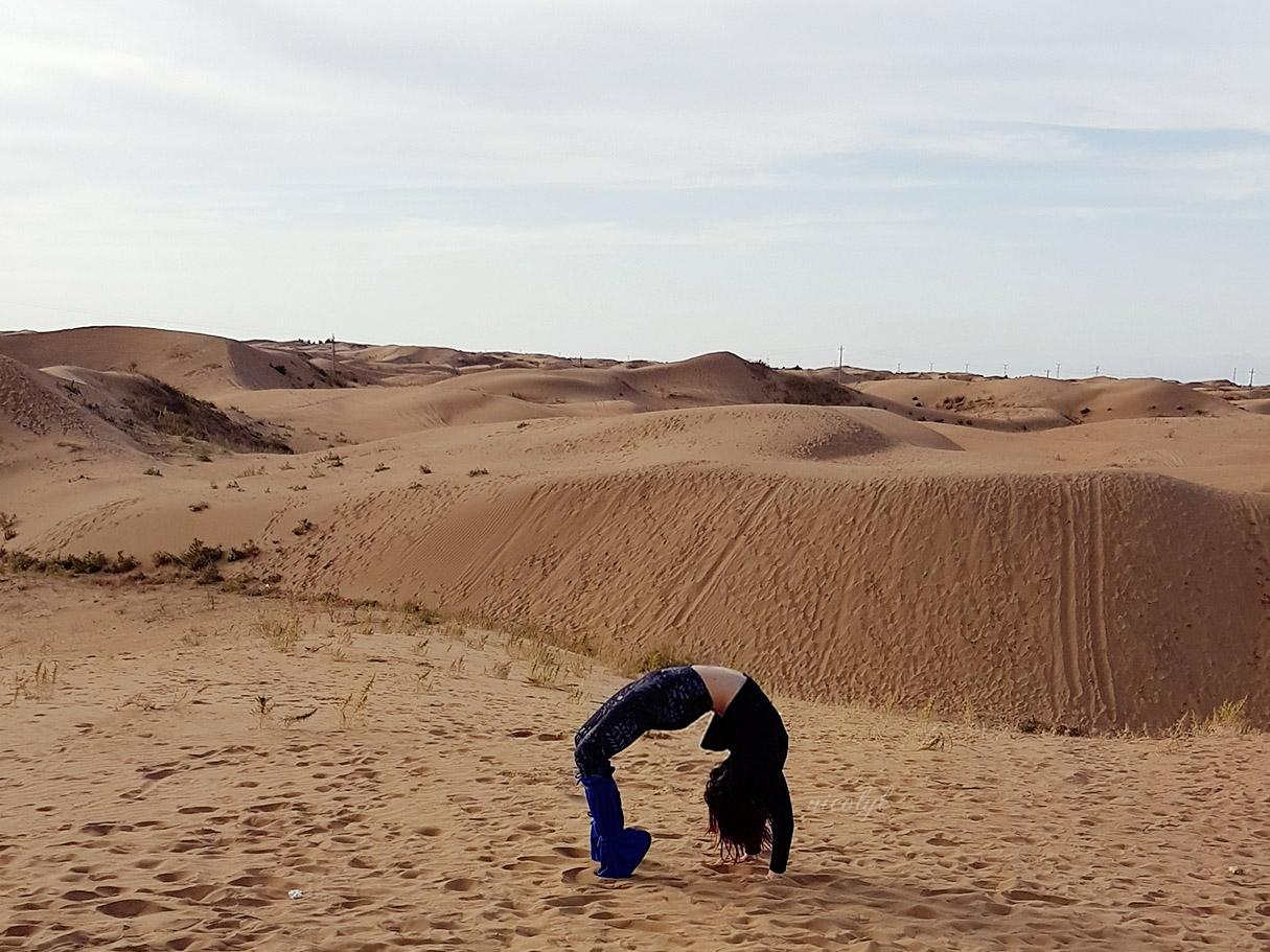 Kubuqi Desert Inner Mongolia nicol yuk lui Wong yukluistyle nicolyl