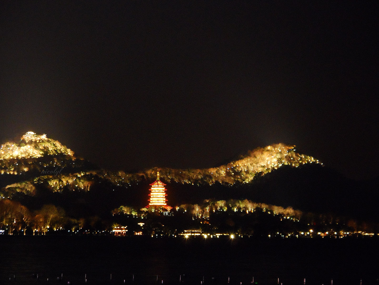 hangzhou west lake pagoda