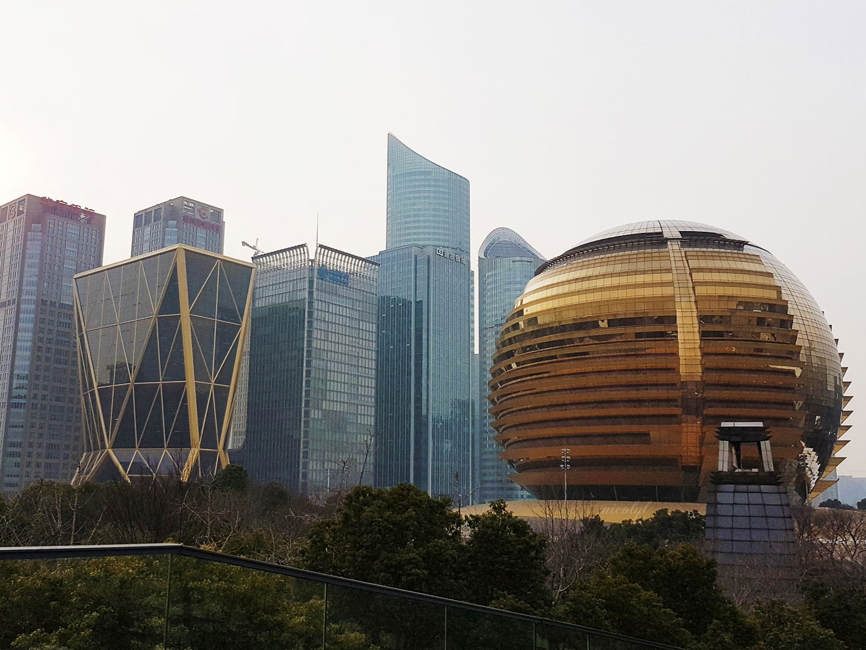 Hangzhou Intercontinental Hotel