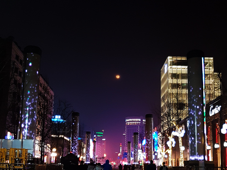 Hangzhou city centre