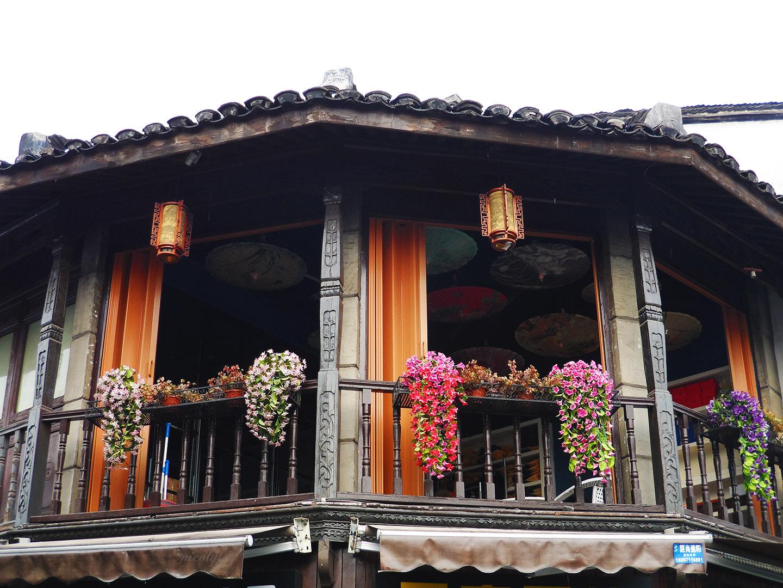 Hangzhou hefang street