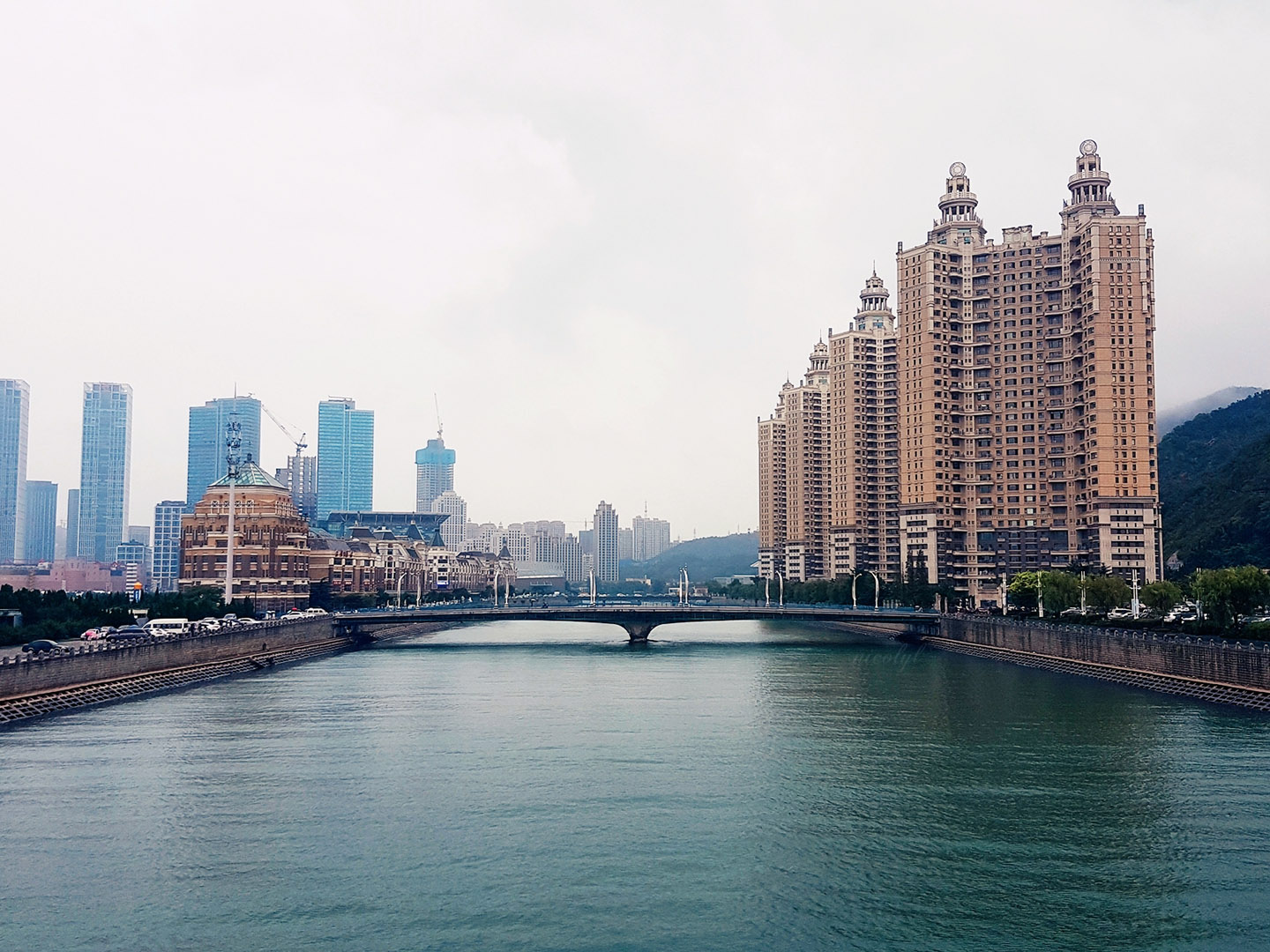 dalian liaoning buildings architecture