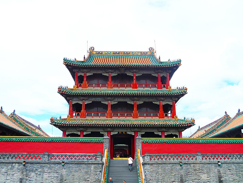 Shenyang Liaoning Mukden Imperial Palace, Gugong