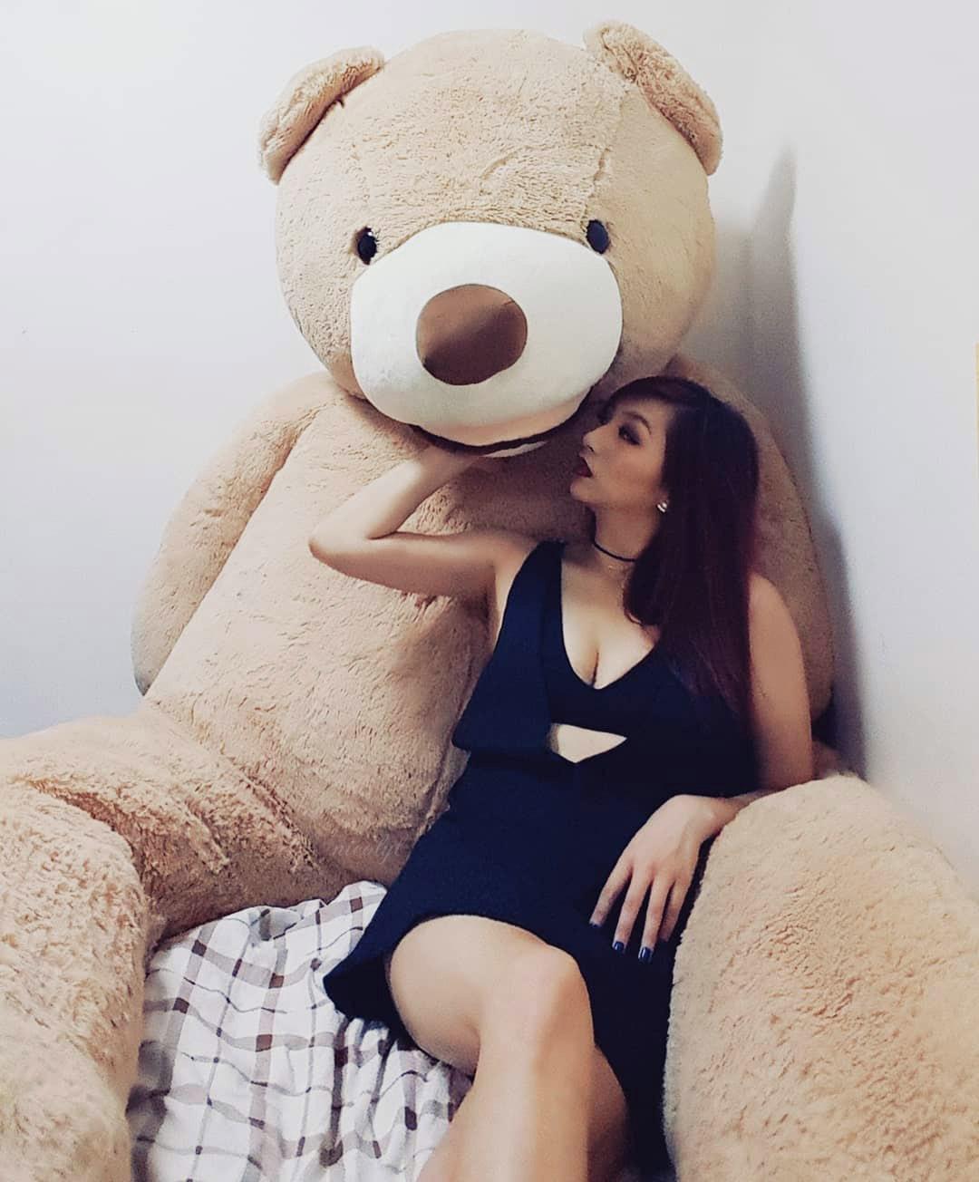 nicol yuk lui wong big bear yukluistyle yuk_lui nicolyl