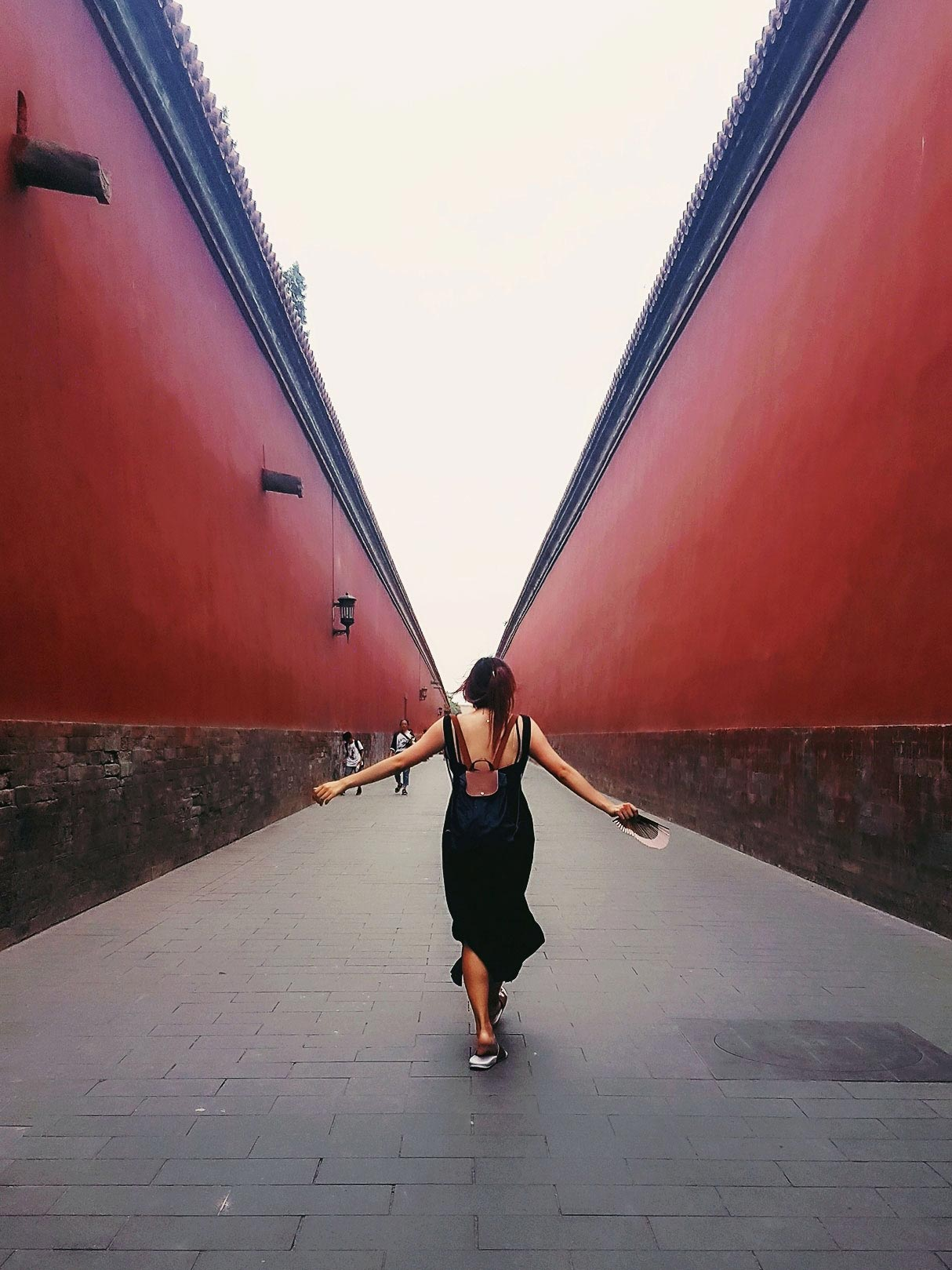 nicol yuk lui Wong yukluistyle nicolyl Beijing forbidden city