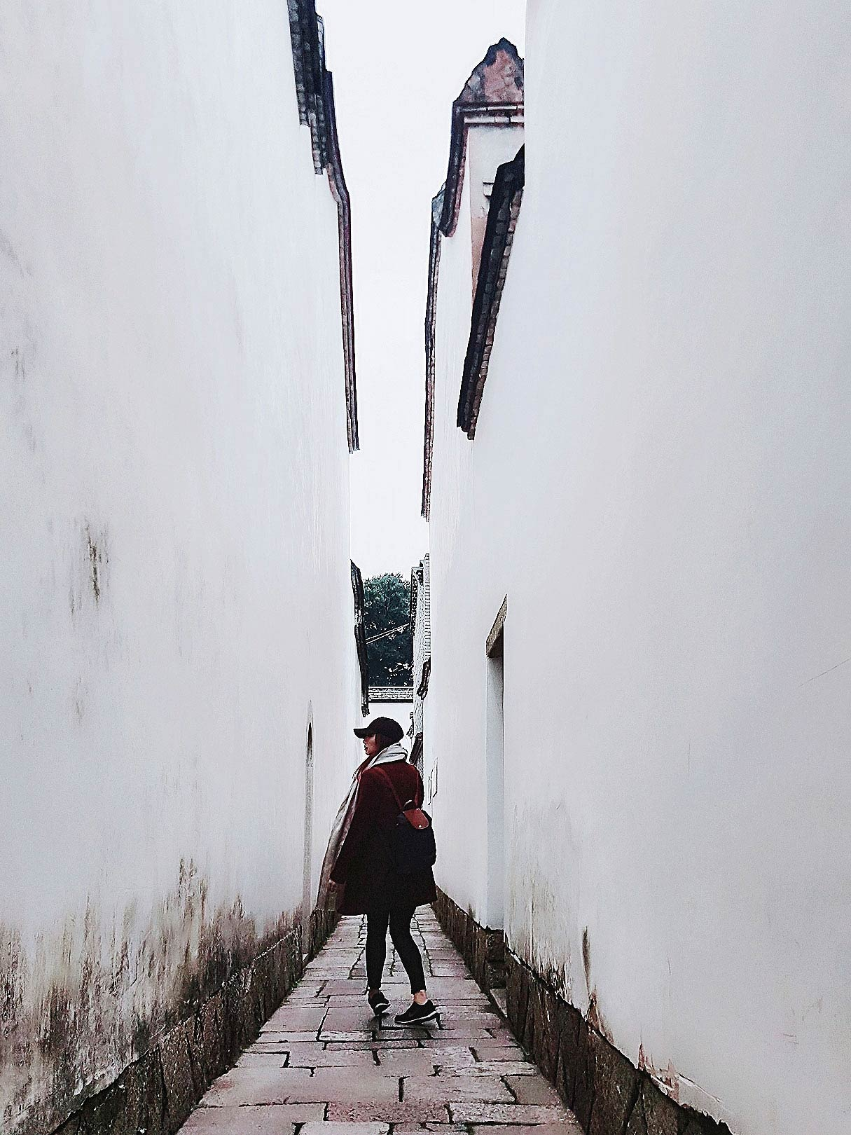 nicolyl Nicol Yuk Lui Wong 黄郁蕾 Fuzhou Sanfang Qixiang Three Lanes and Seven Alleys