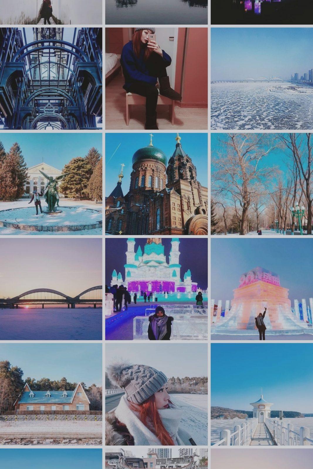 Influencer instagram yuk_lui nicolyl Nicol wong 黄郁蕾